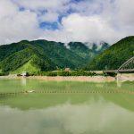 桂湖オートキャンプ場でカヌーキャンプ