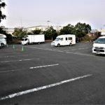 RVパーク静岡で車中泊してみました